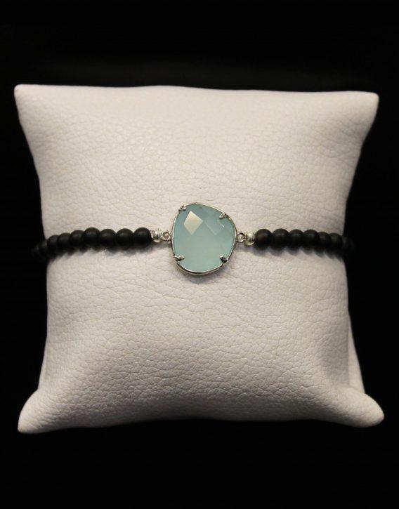 turquoise crystal bracelet